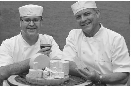 Dos Juans Fine Food - Juan & John